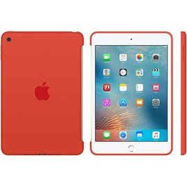 Apple Apple Silicone Case for iPad mini 4 - Orange (ATO)