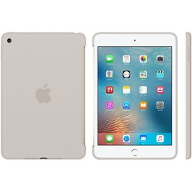 Apple Apple Silicone Case for iPad mini 4 - Stone (ATO)