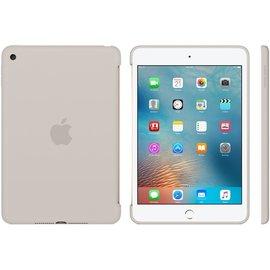 Apple Apple Silicone Case for iPad mini 4 - Stone (WSL)