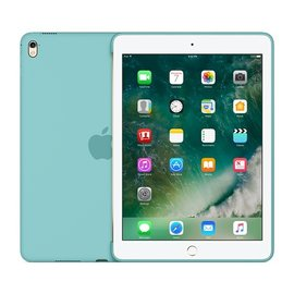 Apple Apple Silicone Case for 9.7-inch iPad Pro - Sea Blue (ATO)