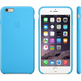 Apple Apple Silicone Case for iPhone 6 Plus - Blue ALL SALES FINAL - NO RETURNS OR EXCHANGES