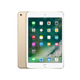 Apple Apple iPad mini 4 128GB Wi-Fi + Cellular - Gold (ATO)