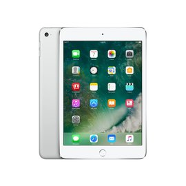 Apple Apple iPad mini 4 128GB Wi-Fi + Cellular - Silver (ATO)