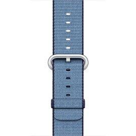 Apple Apple Watch Band 38mm Navy/Tahoe Blue Woven Nylon 125-195mm (WSL)