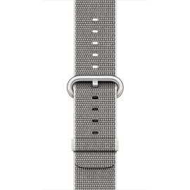 Apple Apple Watch Band 42mm Pearl Woven Nylon 145-215mm (ATO)