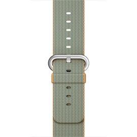 Apple Apple Watch Band 38mm Gold/Royal Blue Woven Nylon 125-195mm (WSL)