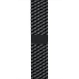 Apple Apple Watch Band 42mm Milanese Loop - Space Black (ATO)
