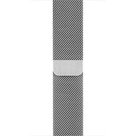 Apple Apple Watch Band 38mm Milanese Loop - Silver