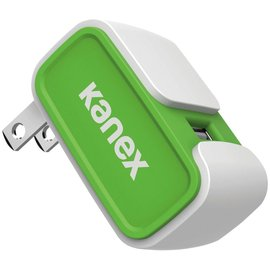 Kanex Kanex 1-Port USB Wall Charger 2.4A - Green