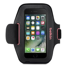 Belkin Belkin Sport-Fit Armband for iPhone 7 - Carnation Pink