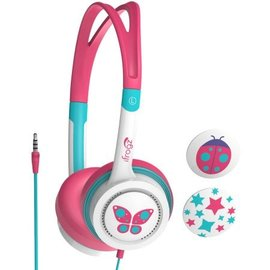 Earbuds with case kids - kids earbuds volume limiting