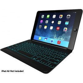 ZAGG ZAGG ZAGGkeys Cover Vader w/Backlit Keyboard for iPad Air ALL SALES FINAL - NO RETURNS OR EXCHANGES