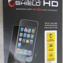 ZAGG ZAGG InvisibleShield Screen Protector HD for iPod Touch 4th Gen (WSL)