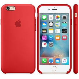 Apple Apple Silicone Case for iPhone 6s - PRODUCT RED (ATO)
