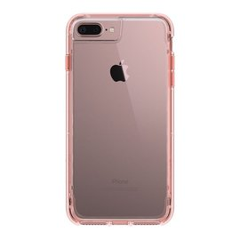 Griffin Griffin Survivor Clear Case for iPhone 7/6s/6 Plus Rose Gold/Clear