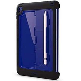 Griffin Griffin Survivor Slim Case for iPad Pro 9.7 Black/Blue/Blue ALL SALES FINAL - NO RETURNS OR EXCHANGES