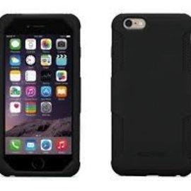 Griffin Griffin Survivor Skin Case for iPhone 6 Plus Black (WSL)