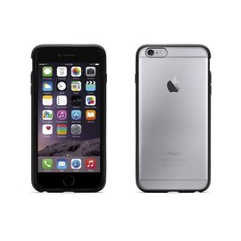 Griffin Griffin Reveal Case for iPhone 6 Plus Black/Clear (WSL)