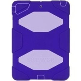 Griffin Griffin Survivor All-Terrain Case for iPad Air - Lavender ALL SALES FINAL - NO RETURNS OR EXCHANGES