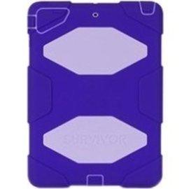 Griffin Griffin Survivor All-Terrain Case for iPad Air - Lavender ALL SALES FINAL - NO RETURNS OR EXCHANGES