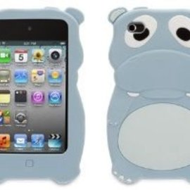 Griffin Griffin Kazoo Case for iPod Touch 4 Hippo (WSL)