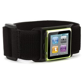 Griffin Griffin Dash for iPod nano 6 Black (WSL)