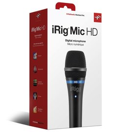IK Multimedia IP-IRIG-MICHD-IN