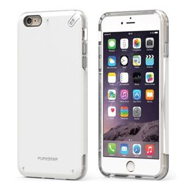 Pure Gear Pure Gear Dual Tek Pro Case for iPhone 7 Plus White/Clear