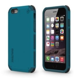 Pure Gear Pure Gear Dual Tek Case for iPhone 6s/6 Caribbean Blue ALL SALES FINAL - NO RETURNS OR EXCHANGES