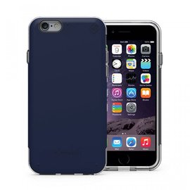 Pure Gear Pure Gear Dual Tek Pro Case for iPhone 6/6s Blue/Clear