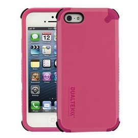 Pure Gear Pure Gear Dual Tek Extreme Shock Case for iPhone SE/5s/5 Pink ALL SALES FINAL - NO RETURNS OR EXCHANGES