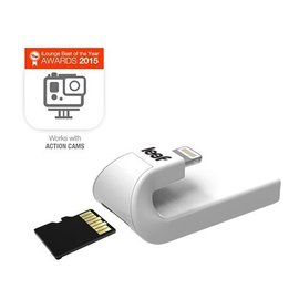 Leef Leef iAccess IOS microSD reader for Apple mobile devices