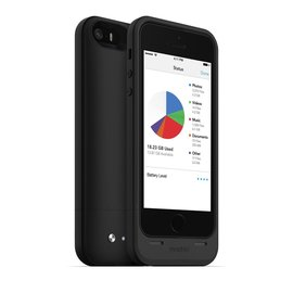 Mophie Mophie space pack 5s 32GB Black (WSL)