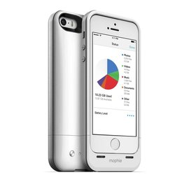 Mophie Mophie space pack 5s 16GB White (WSL)