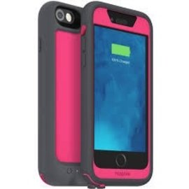Mophie Mophie Juice Pack H2PRO for iPhone 6 (2750 mAh) - Pink ALL SALES FINAL - NO RETURNS OR EXCHANGES