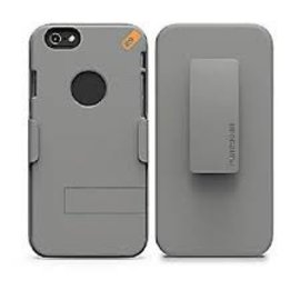 Pure Gear Pure Gear Hip Case+Clip iPhone 6 Gray ALL SALES FINAL - NO RETURNS OR EXCHANGES