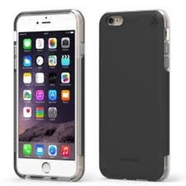Pure Gear Pure Gear Dual Tek Pro Case for iPhone 6s/6 Plus Black/Clear