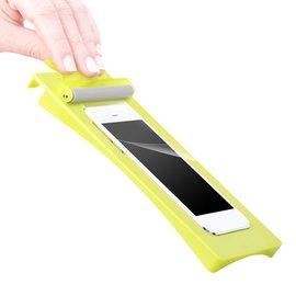 Pure Gear Pure Gear Screen Shield Anti-Fingerprint for iPhone 5/5s/5c (includes install) (WSL)