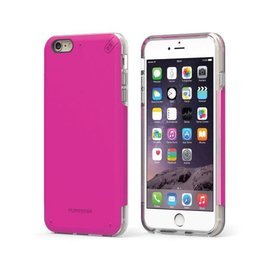 Pure Gear Pure Gear Dual Tek Pro Case for iPhone 7 Pink/Clear