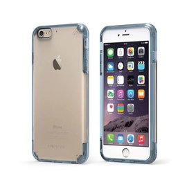 Pure Gear Pure Gear Slim Shell Pro Case for iPhone 7 Plus Clear/Blue
