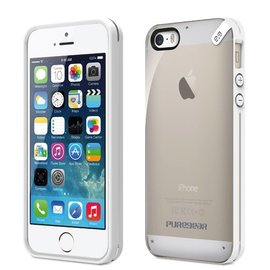 Pure Gear Pure Gear Slim Shell Case for iPhone SE/5s/5 Clear/Clear