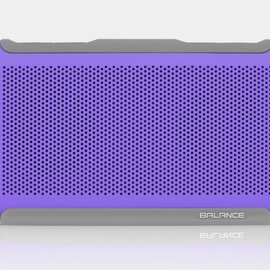 Braven Braven Balance Portable Bluetooth Speaker - Periwinkle Purple/Gray/Gray