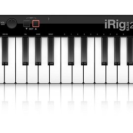 IK Multimedia IK Multimedia iRig Keys 25 25-key MIDI controller - For Mac/PC Only