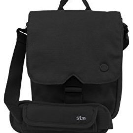 STM STM Scout 2 iPad Shoulder Bag Black (WSL)