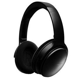 Bose Headphones on. World off.