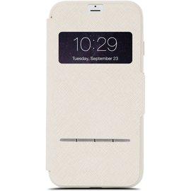 Moshi Moshi SenseCover Case for iPhone 8/7 Plus Sahara Beige