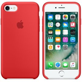 Apple Apple Silicone Case for iPhone 7 - PRODUCT RED ALL SALES FINAL - NO RETURNS OR EXCHANGES