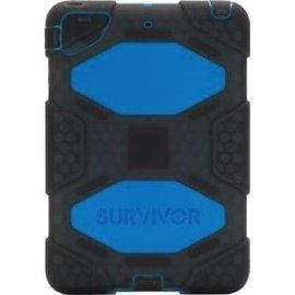 Griffin Griffin Survivor All-Terrain Case for iPad mini 1/2/3 Smoke/Blue