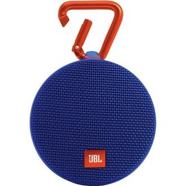 JBL JBL Clip 2 Waterproof Bluetooth Speaker Blue ALL SALES FINAL NO RETURNS OR EXCHANGES