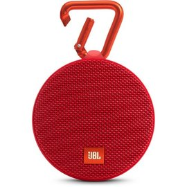 JBL JBL Clip 2 Waterproof Bluetooth Speaker Red